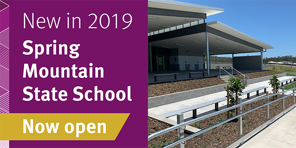 Spring Mountain State School open